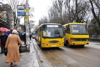 С 3 апреля в Симферополе изменится схема движения общественного транспорта (список) .